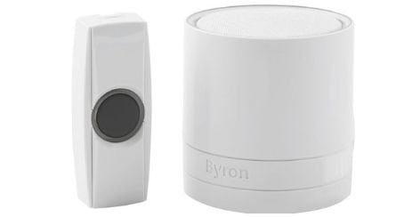 Byron meilleure sonnette sans fil Castorama