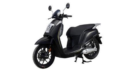 scooter électrique 125 nipponia E-Viball