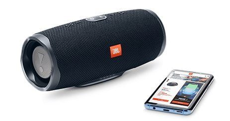 enceinte jbl charge 4 connectee