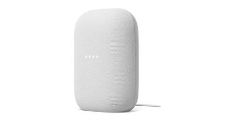 enceinte connectée Google Nest Audio