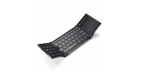 iClever Ultra Slim 3 accessoire tablette clavier Bluetooth compact