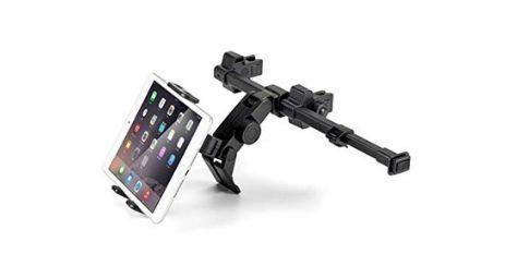 iKross Support Appui-Tete de Voiture meilleur support articulable tablette voiture