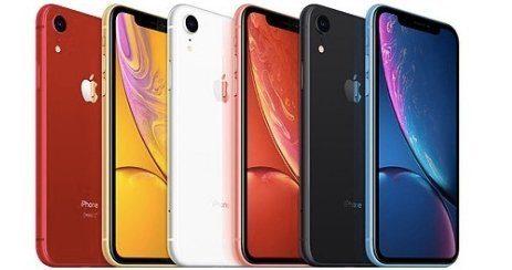 iPhone XR cadeau high tech 2019 tendance