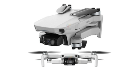 idée cadeau 2020 drone dji mini 2