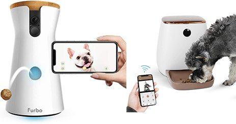 idee cadeau high tech animaux distributeur
