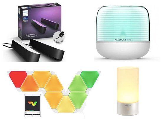 idee cadeau lampe innovante high tech