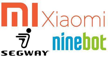 logo marque hoverboard xiaomi segway ninebot
