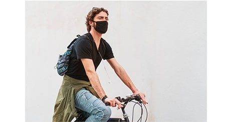 masque frogmask tissu