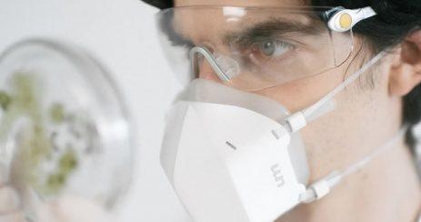Masque réutilisable UV-Mask