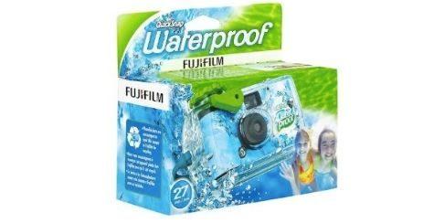 meilleur appareil photo jetable pour aller sous l'eau