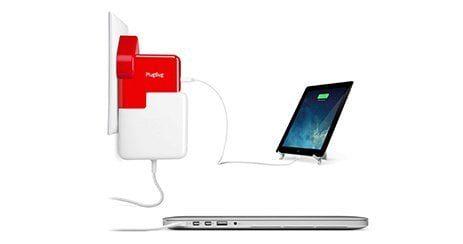 meilleur chargeur macbook plugbug