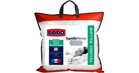 meilleur oreiller dodo confortable
