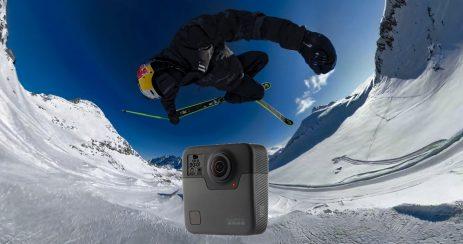 meilleure camera 360 ski hiver gopro