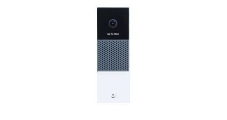 Netatmo la sonnette intelligente pour Apple