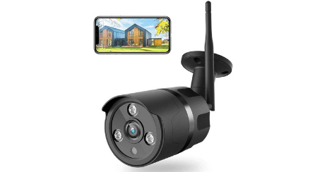 Netvue Top Caméra de Surveillance