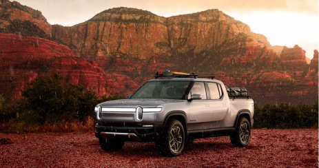 pickup innovation RIVIAN R1T