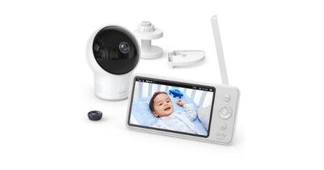Babyphone avec moniteur eufy Spaceview S