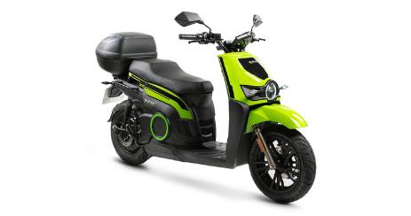 scooter électrique Silence S02 HS