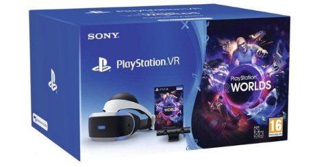 Sony PSVR casque réalité virtuelle cadeau