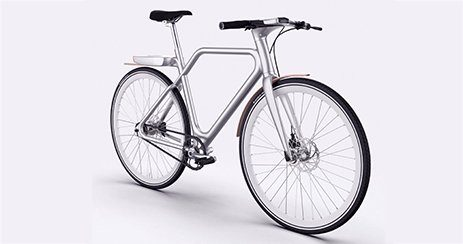 velo electrique design retro Angell Bike