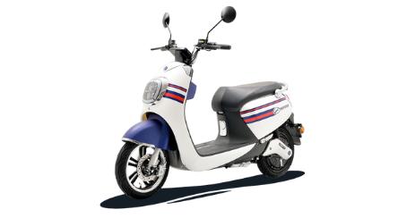 Nipponia Volty scooter électrique équivalent 50