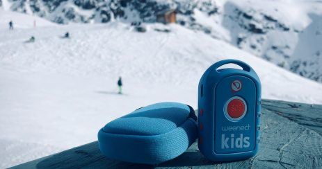 weenect tracker gps ski montagne