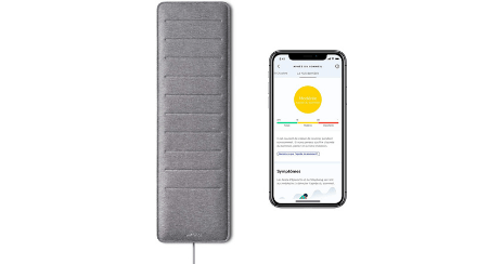 Withings Sleep Analyzer top objets connectés